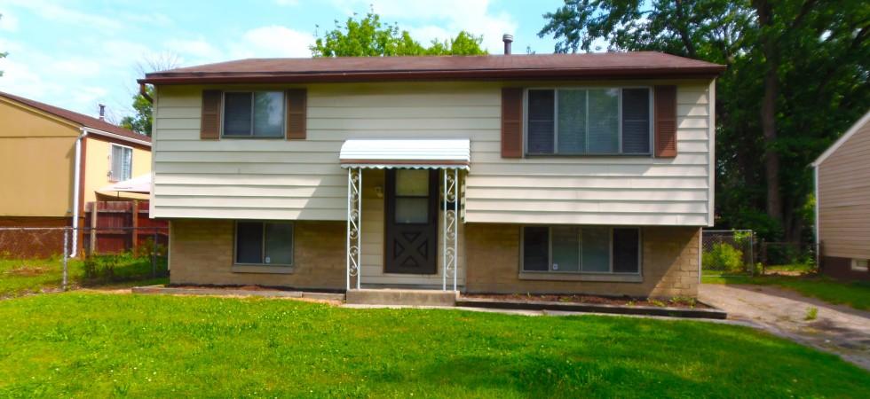 east columbus rental home