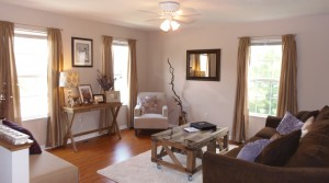 New Albany Park Condo For Rent
