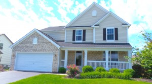 Lewis Center Ohio Rental Home