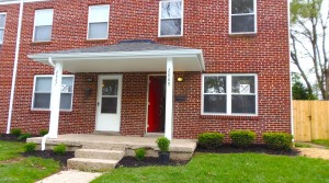 Westgate Park Townhome for rent