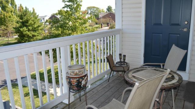 Hilliard Ohio Condo For Rent