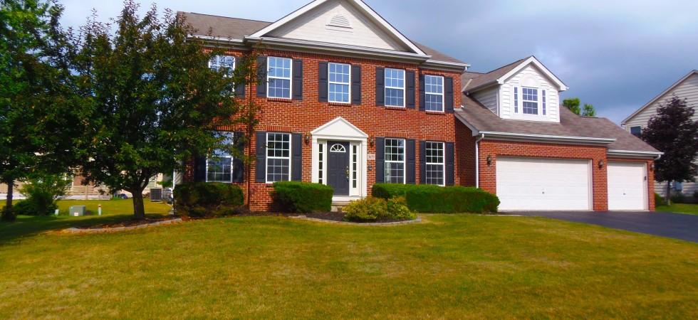 Executive Powell Ohio Rental Home