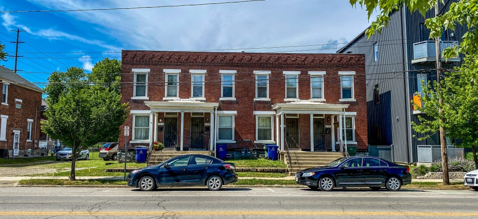 Franklinton Townhouse By Downtown