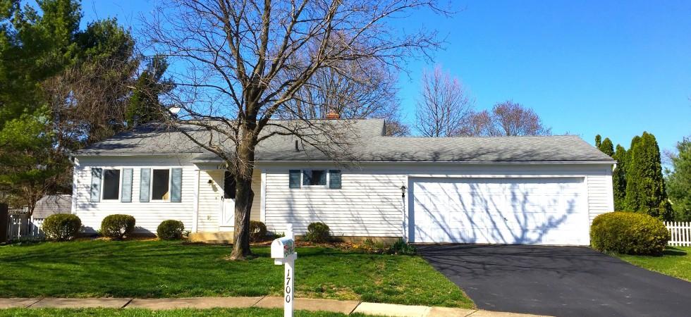 Worthington Schools Home For Rent