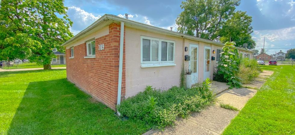 Hilltop One Bedroom Rental
